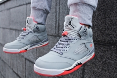 "Кроссовки Nike Air Jordan 5 GS ""Hot Lava"