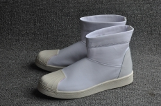 Кроссовки Adidas Superstar Ankle Boot x Rick Owens