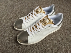 Кроссовки Adidas Stan Smith Summer Metallic