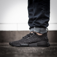 Кроссовки Adidas NMD Runner Pirate Black Yeezy 350